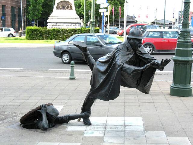 خلاقانهترین آثار هنری که در خیابانهای شهرهای جهان وجود دارد + تصاویر