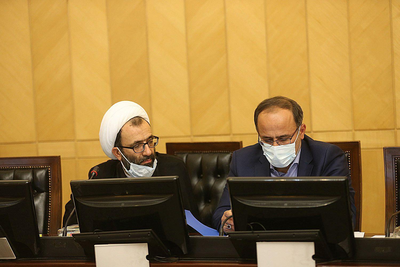 آغاز جلسه شورای هماهنگی روسای کمیسیونها و هیئت رئیسه مجلس