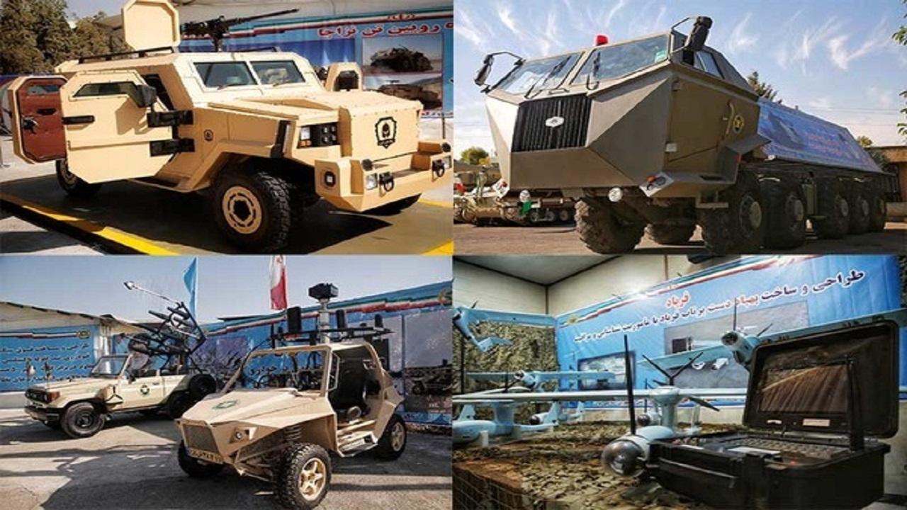 آیا ایران به خرید تسلیحات خارجی نیاز دارد؟