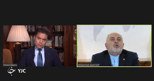 ظریف: ایران درباره موضوعات گفتوگو شده مذاکره نمیکند/ مهم نیست چه کسی در آمریکا رئیس جمهور میشود