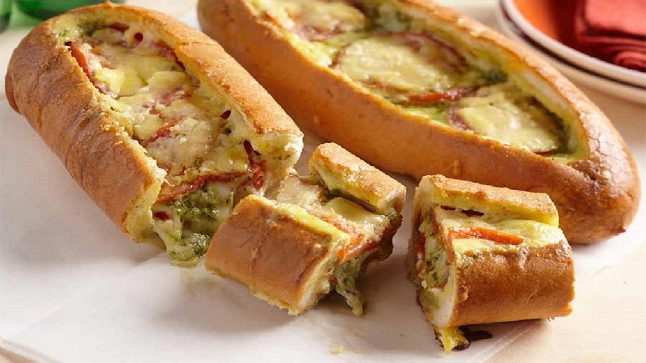طرز تهیه باگت شکم پر؛ غذایی خوشمزه، سریع و آسان