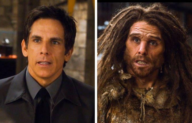 بازیگرانی که در یک فیلم چند نقش بازی کردند