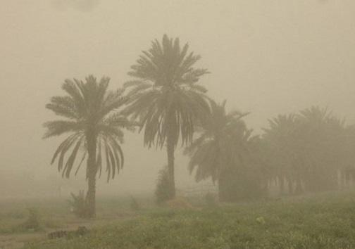 بحران جدی ریزگردها درجنوب غرب کشور