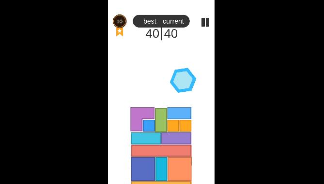 بازی Hexagon King