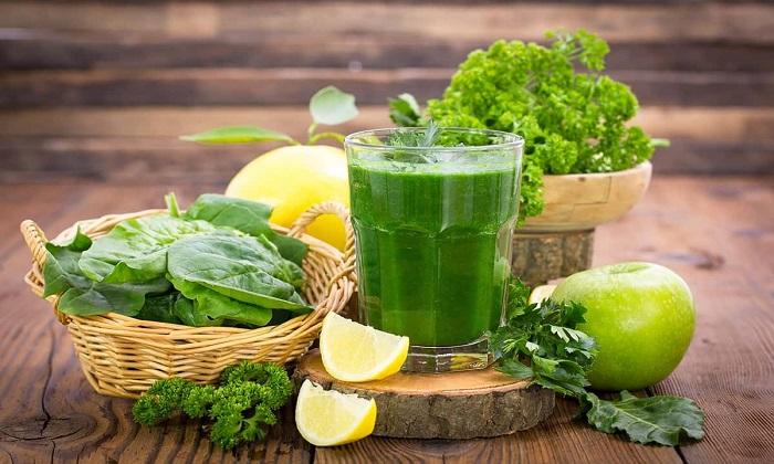 ۵ اسموتی سبز برای کمک به کاهش وزن