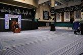 برگزاری دومین شب مراسم عزاداری حضرت اباعبدالله الحسین (ع) با حضور رهبر انقلاب