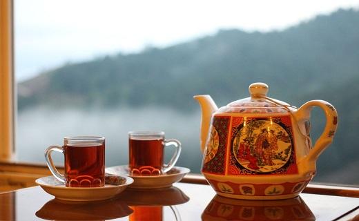 قوری چای