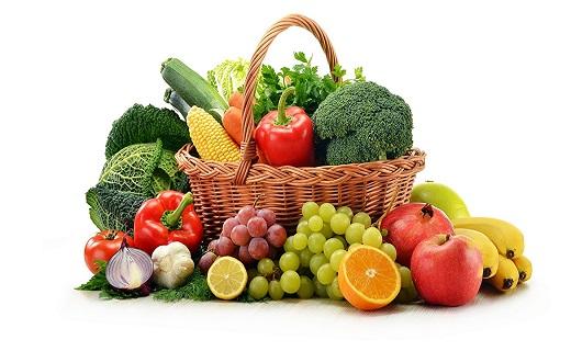 میوهها و سبزیها