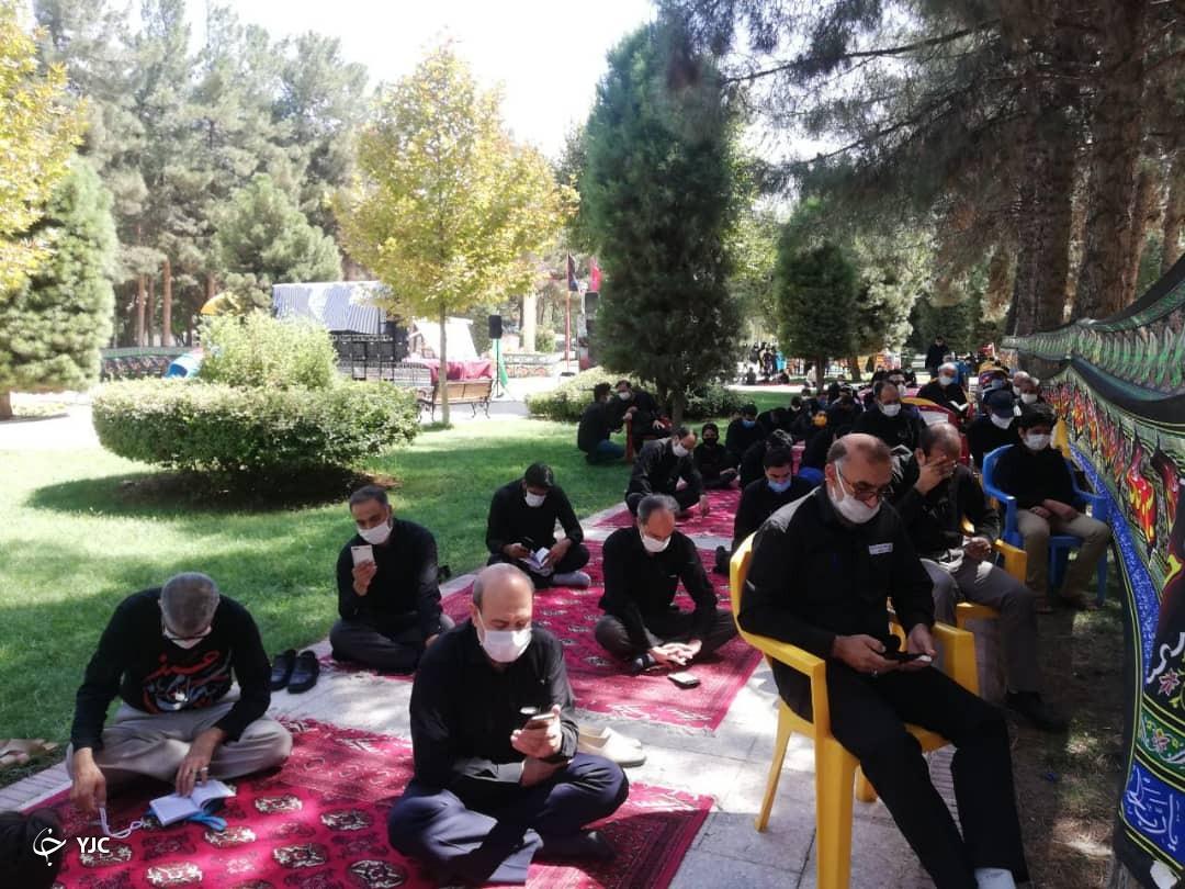 عزاداری عاشورای حسینی در شهرستان های خراسان رضوی + تصاویر