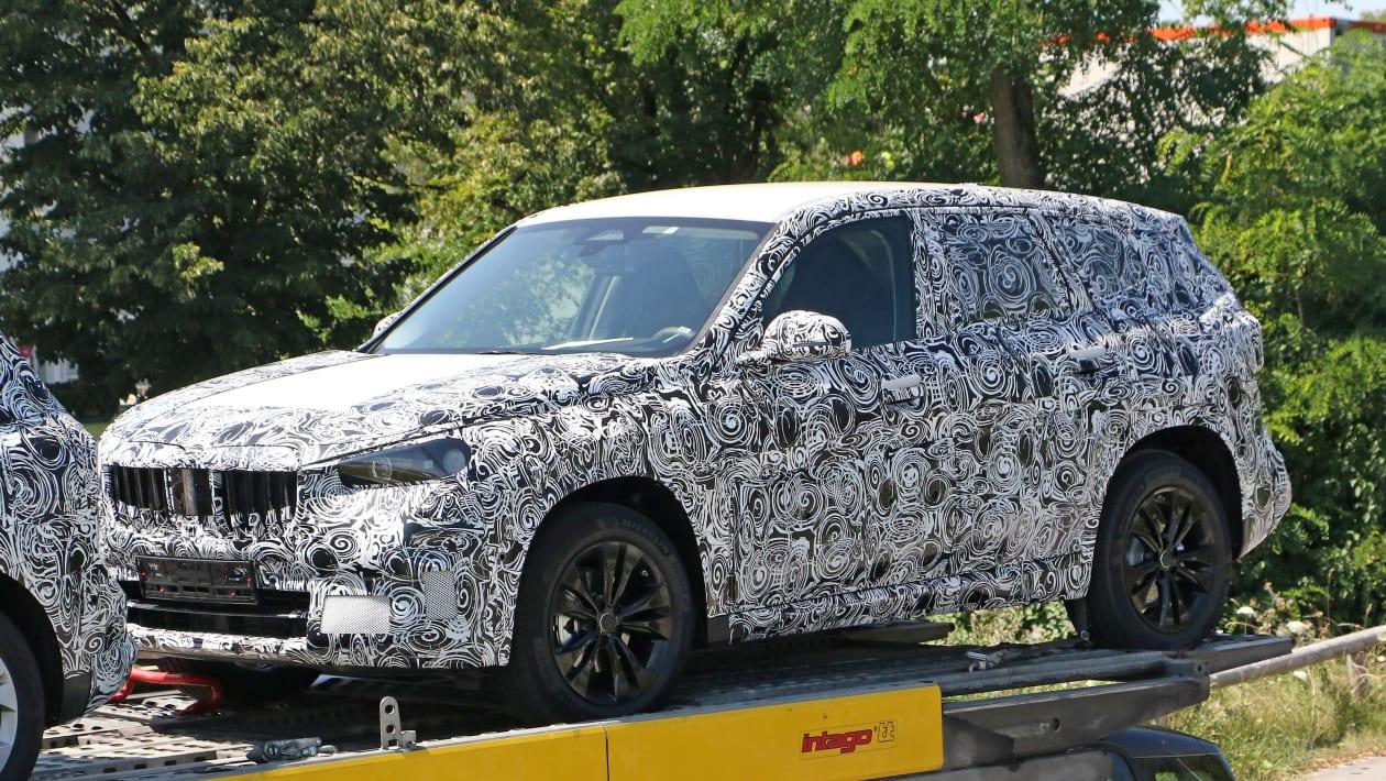 نمونه جدید BMW X1
