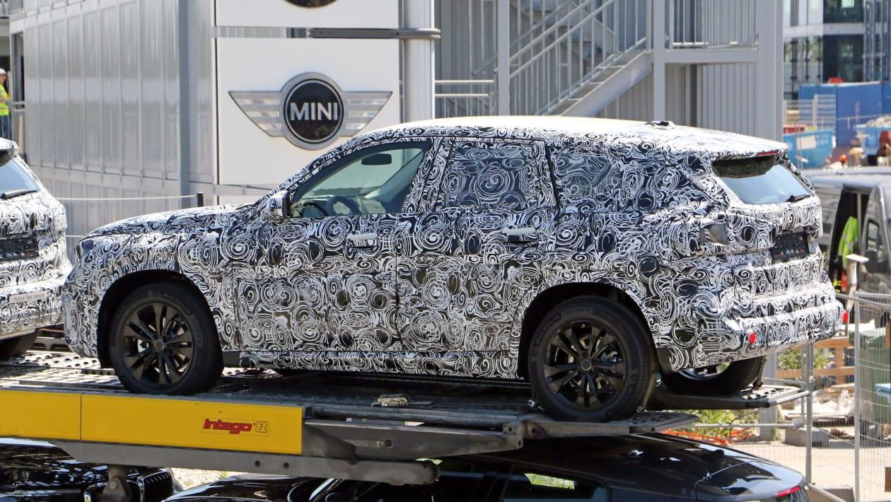 جدیدترین نمونه BMW X1