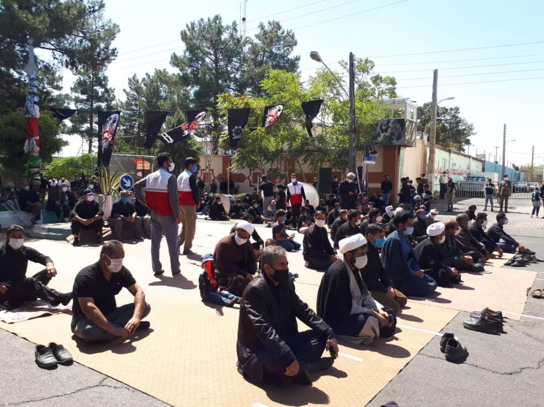 عزاداری عاشورای حسینی در تایباد