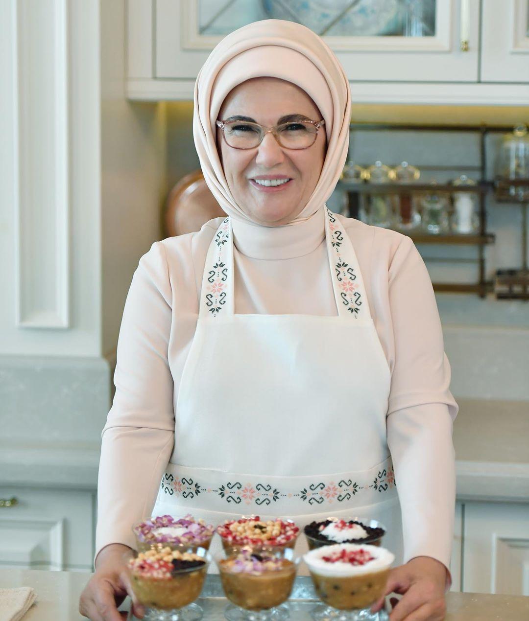 همسر نخست وزیر ترکیه