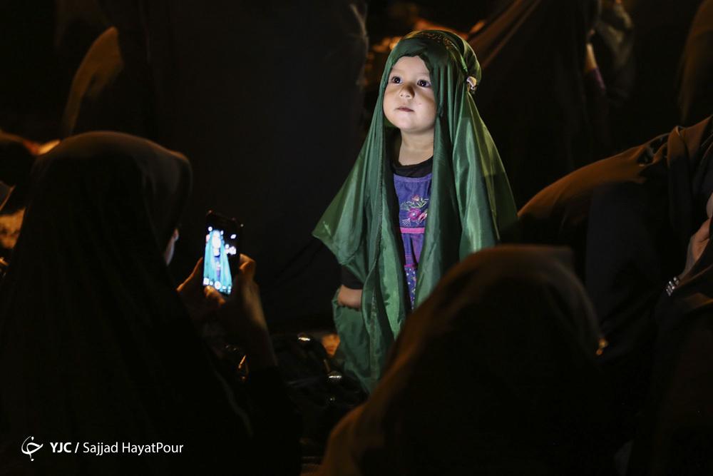 رقیه؛ دختری شبیه زهرا (س) /شهادتی که نقشه یزید را نقش بر آب کرد