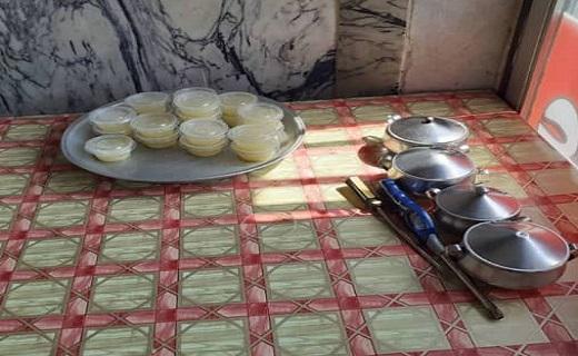 یک باب طباخی در قم پلمب شد