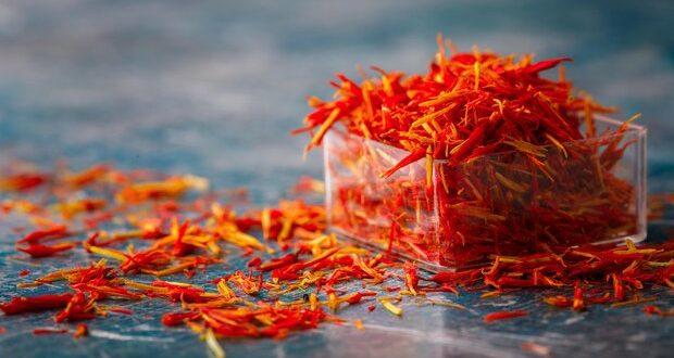 کاهش صادرات زعفران