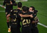 "باسلونا ۳ – ستاویگو ۰/ دشت سه امتیازی آبی و اناری پوشان از ""بالایدوس"""