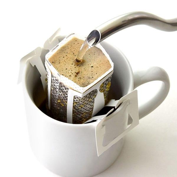 قهوه کیسه ای