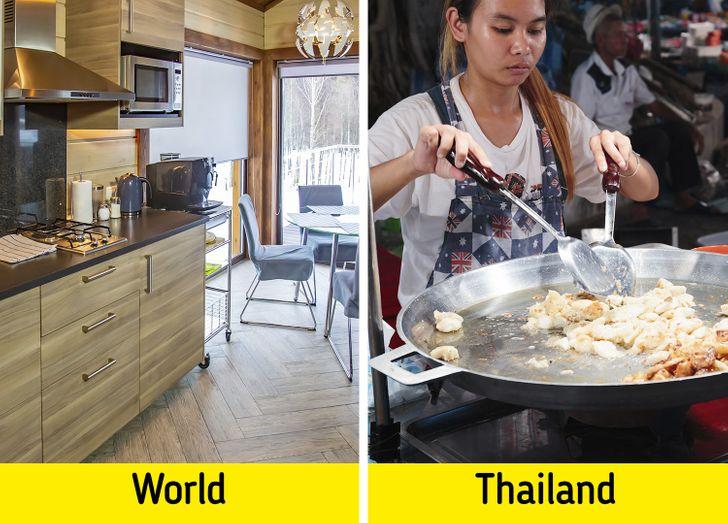 چند حقیقت جالب و خواندنی درباره فرهنگ مردم تایلند + تصاویر