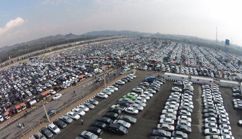 گزارش - تعیین تکلیف 900 کانتینر قطعات خودرو در گمرکات/