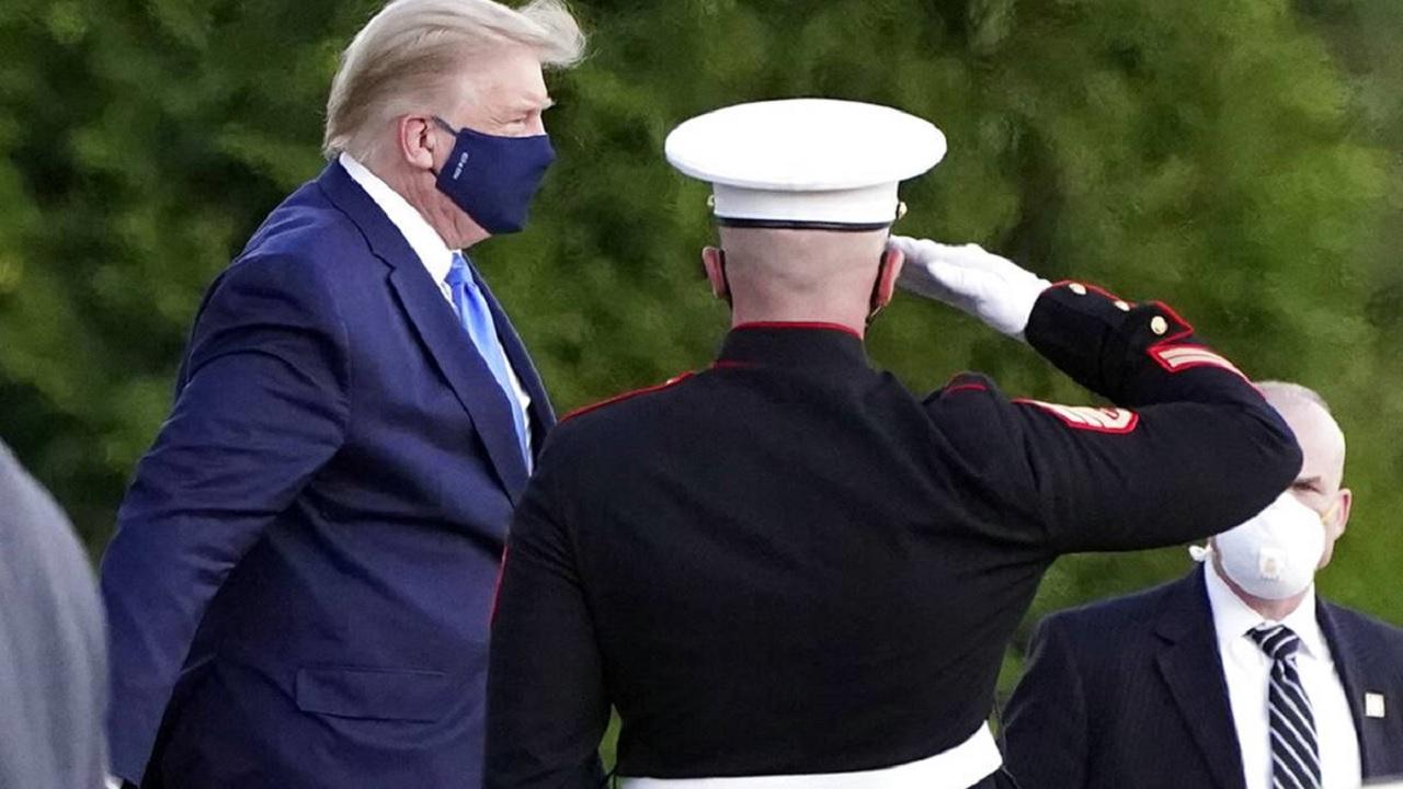 سی ان ان: شرایط جسمی ترامپ نگران کننده است/ ترامپ: دوباره باز خواهم گشت
