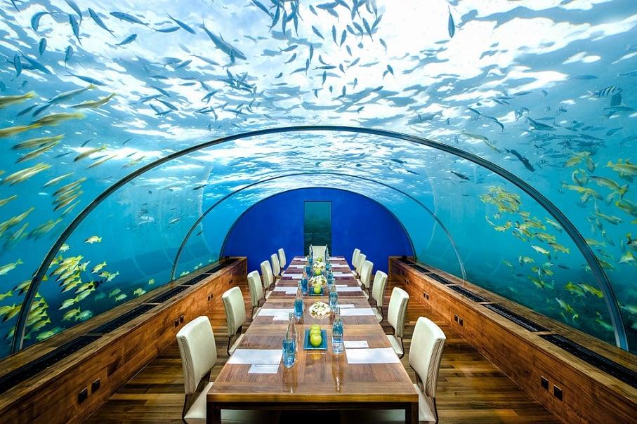 عجیبترین رستورانهای جهان با تمهای متفاوت و باورنکردنی