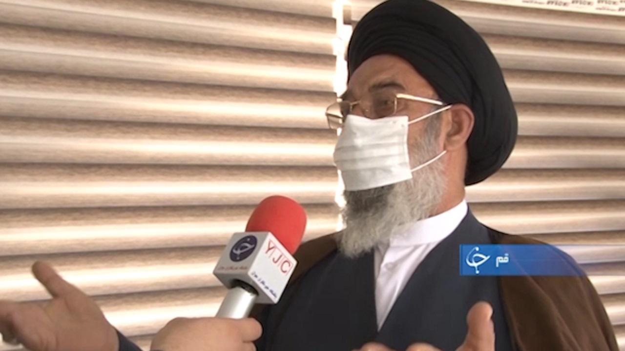 صحبت های امام جمعه اصفهان در مورد حجاب