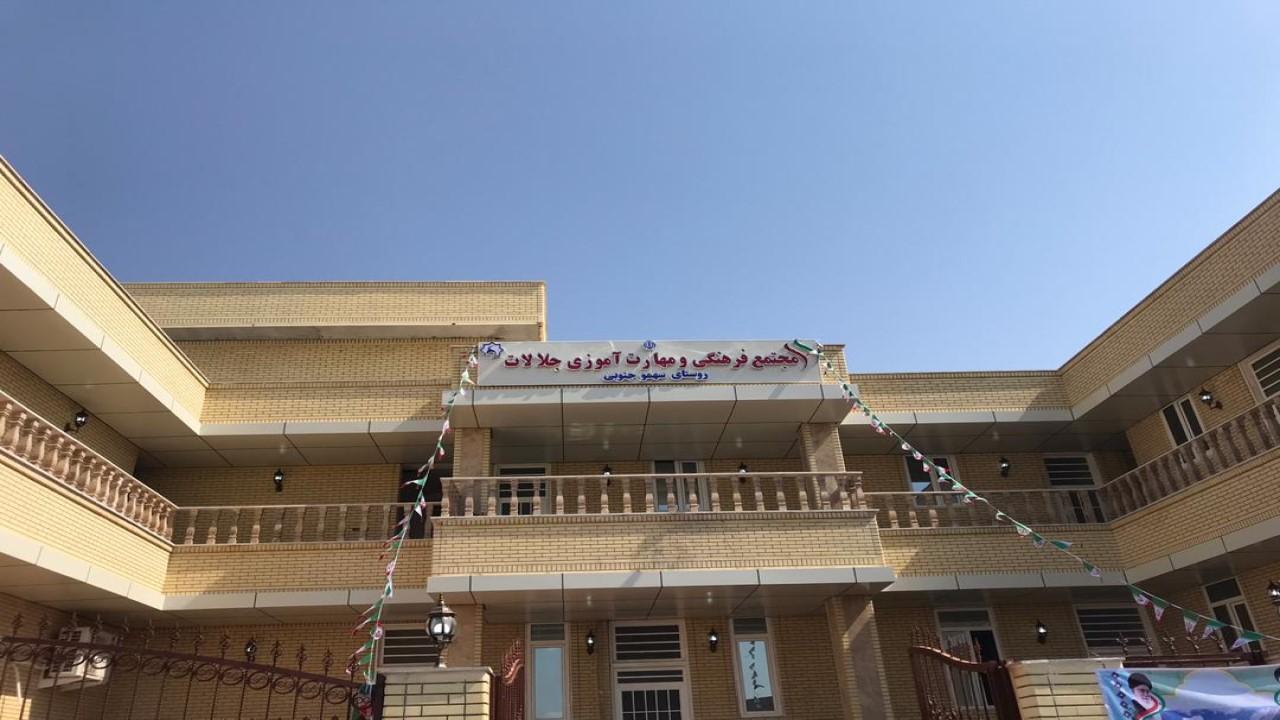 سه طرح روستایی در شهرستان عسلویه افتتاح شد