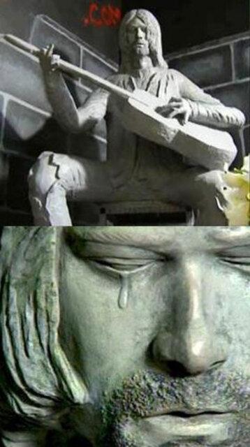 زشتترین مجسمهها از چهره ها + تصاویر