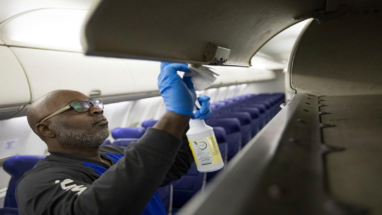 حقایقی جالب درباره شیوع ویروس کرونا در هواپیما