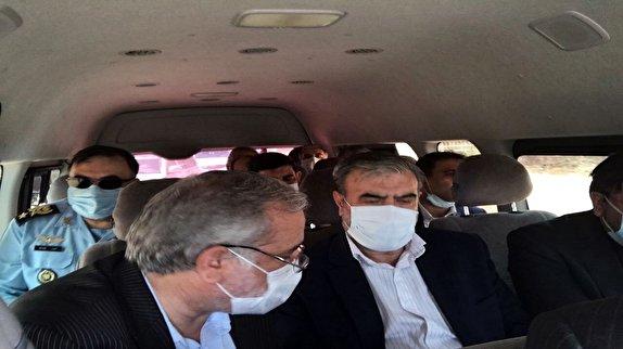 باشگاه خبرنگاران - اعضای کمیسیون امنیت ملی از فرودگاه چابهار دیدن کردند