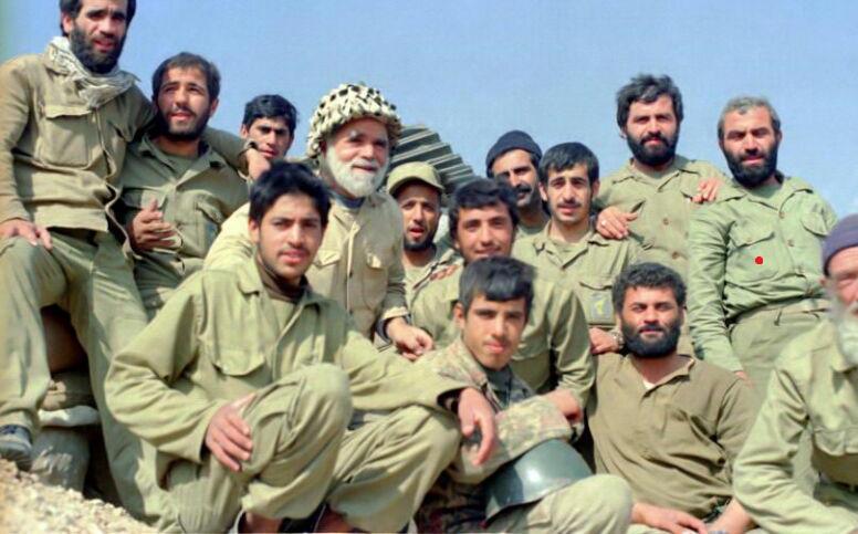 داستان زندگی ابو وهب؛ از مبارزه با ارتش صدام تا جنگیدن با داعش + تصاویر