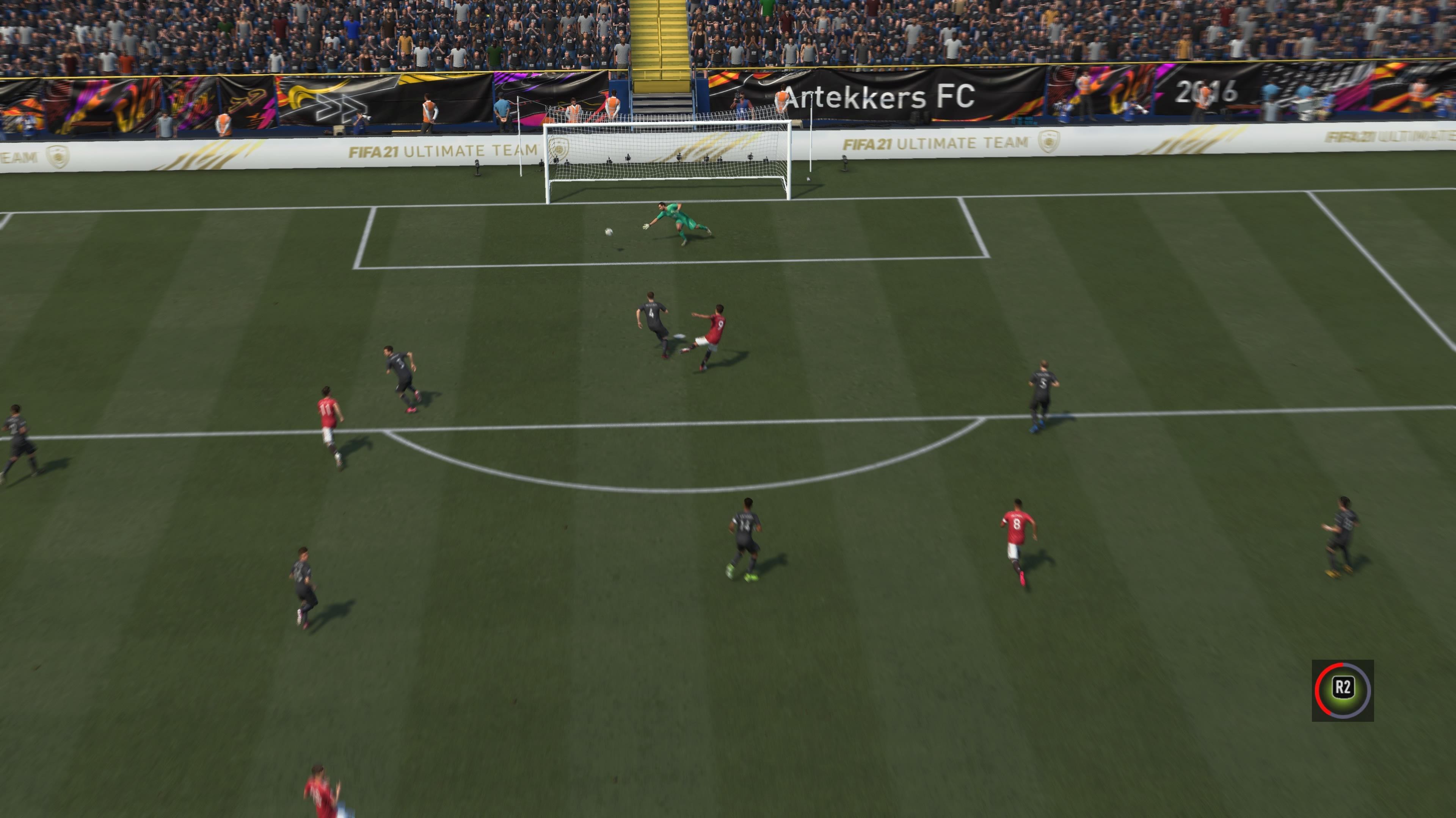 بازی FIFA 2021
