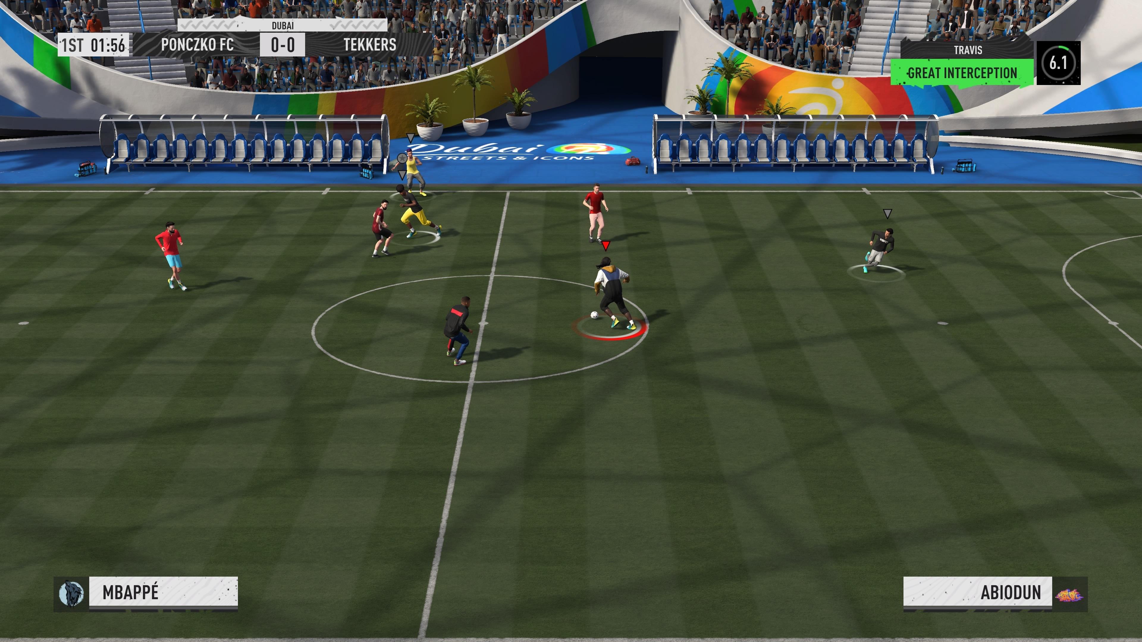 هوش مصنوعی FIFA 2021