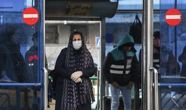 ممنوع شدن ورود افراد بدون ماسک به ناوگان عمومی از فردا