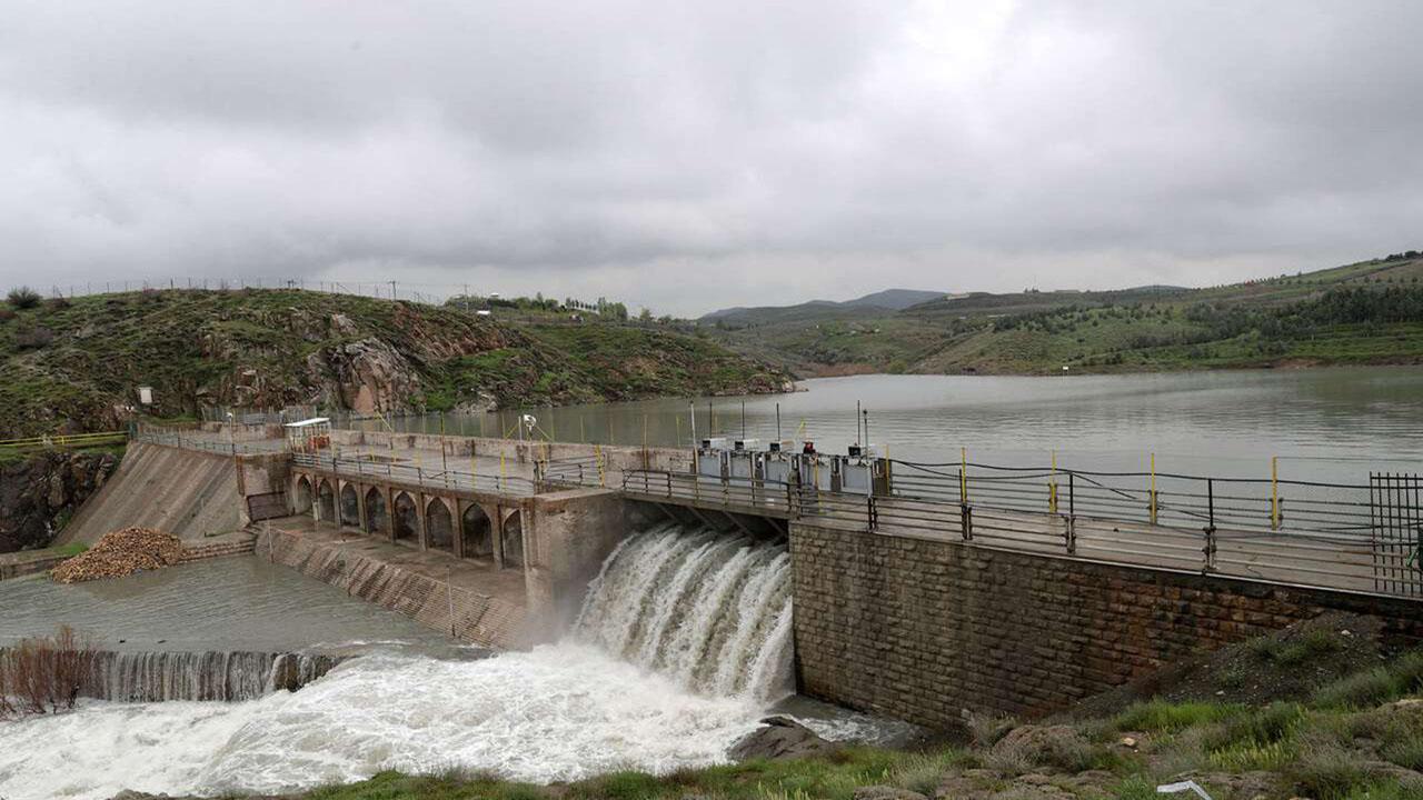 ظرفیت تولید هزار مگاوات برق آبی در گلستان