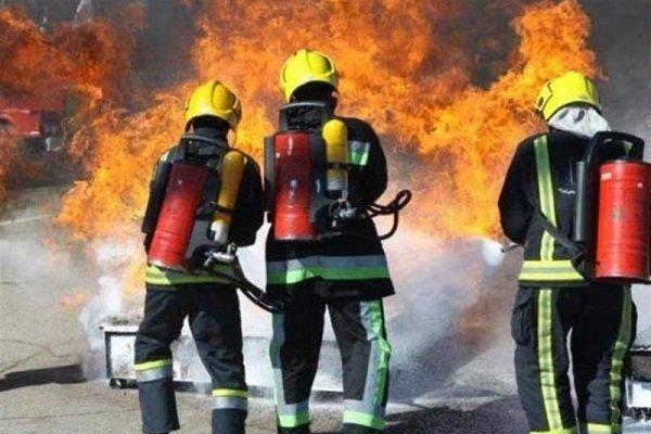 انجام ۱۱ عملیات امداد و نجات با تلاش آتش نشان همدانی