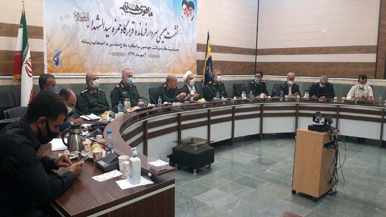 باشگاه خبرنگاران -رزمندگان اسلام در دوران دفاع مقدس فرهنگی ماندگار خلق کردند