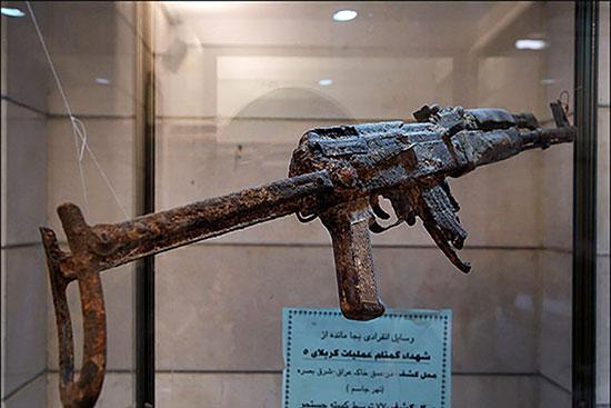 آثار به جا مانده از سرداران شهید حماسه خرمشهر را در کدام موزه ببینیم؟ 3