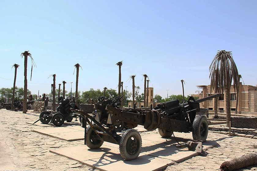آثار به جا مانده از سرداران شهید حماسه خرمشهر را در کدام موزه ببینیم؟ 5
