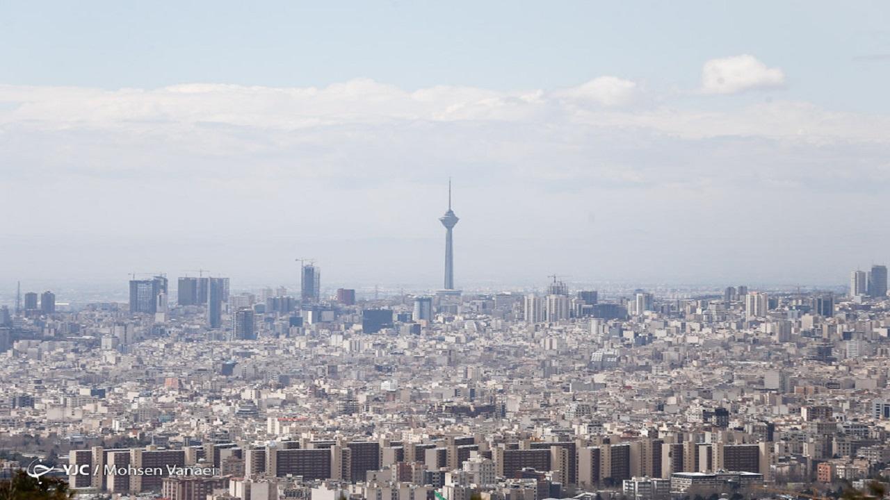 تابستان امسال تهران چند روز هوای پاک داشته است؟