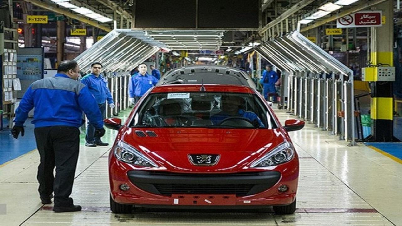قیمت ۷ محصول ایران خودرو مشخص شد