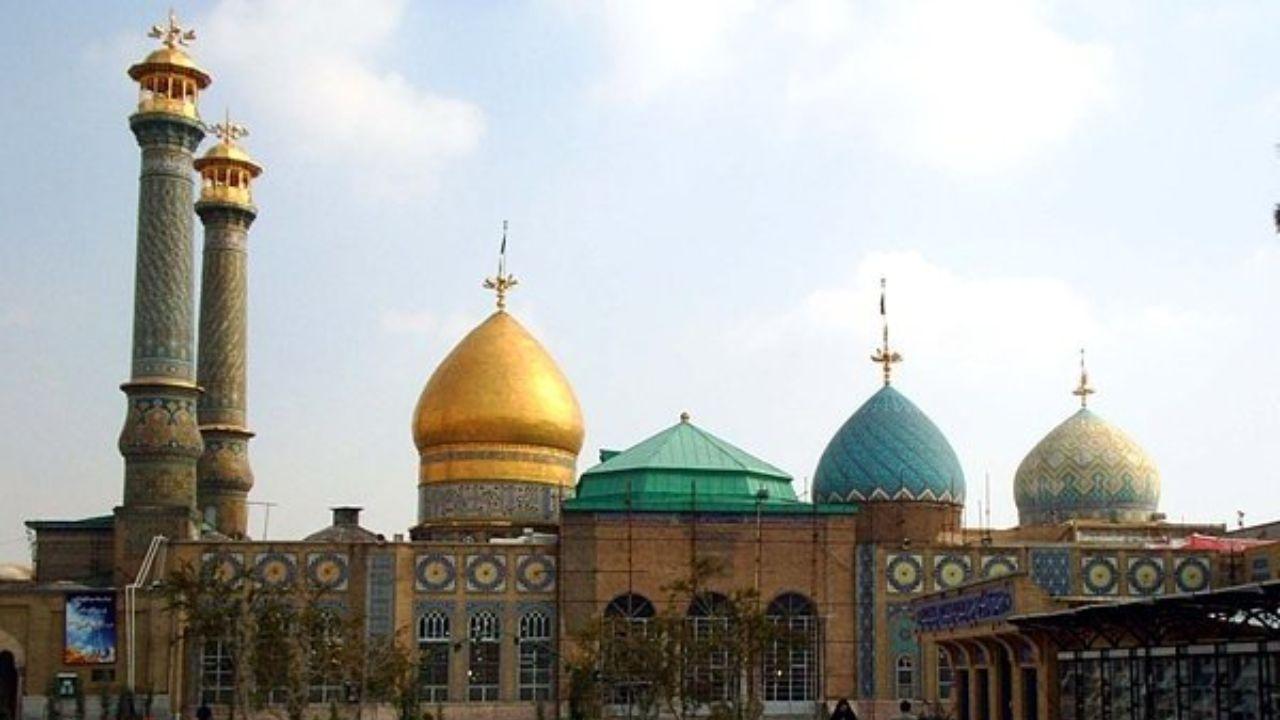 بازسازی صحن شرقی مصلی آستان حضرت عبدالعظیم (ع) به کجا رسید؟