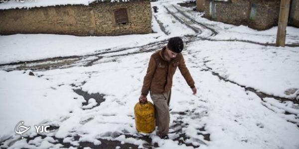 گزارش///// زارع////فروزانی شعله های گاز در کشور