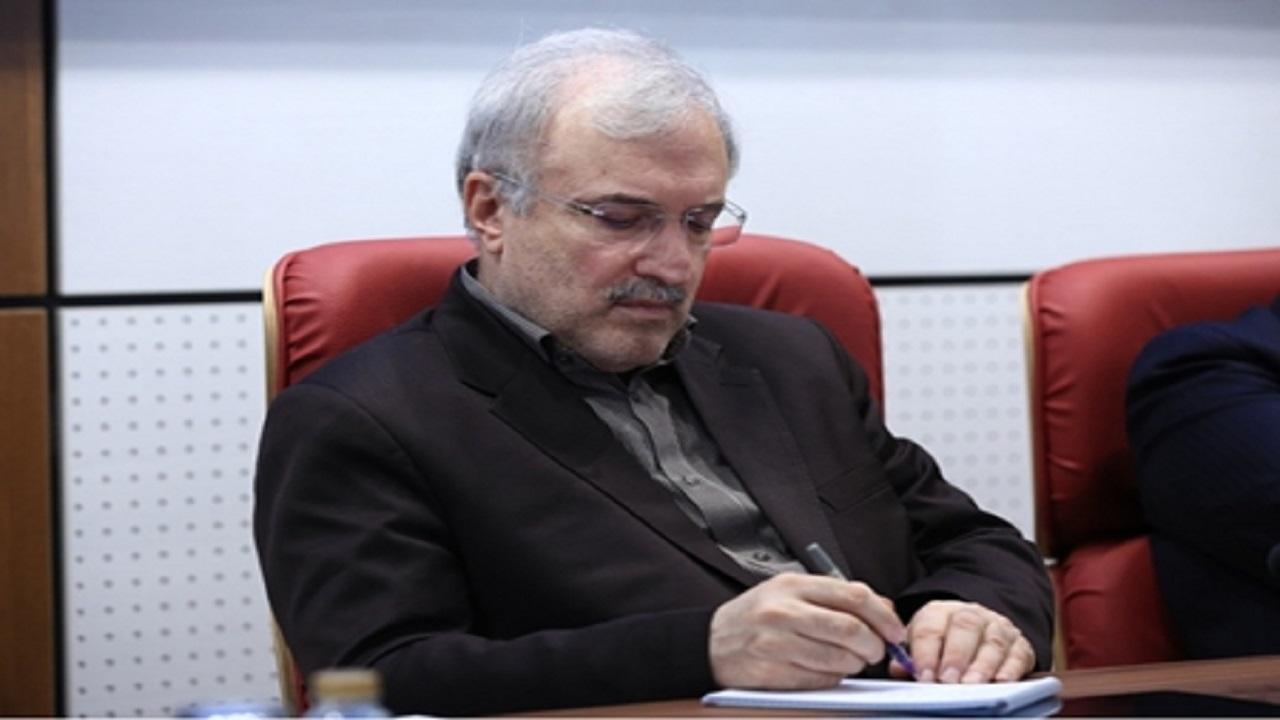 رئیس دانشگاه علوم پزشکی قزوین