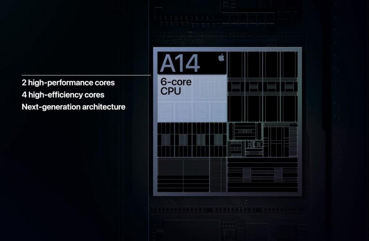پردازنده آیفون 12