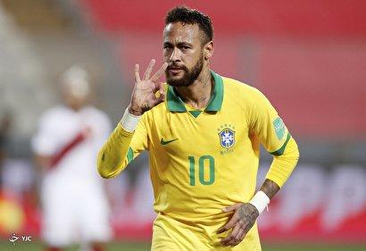 رقابتهای مقدماتی جام جهانی ۲۰۲۲ / پرو ۲ - برزیل ۴