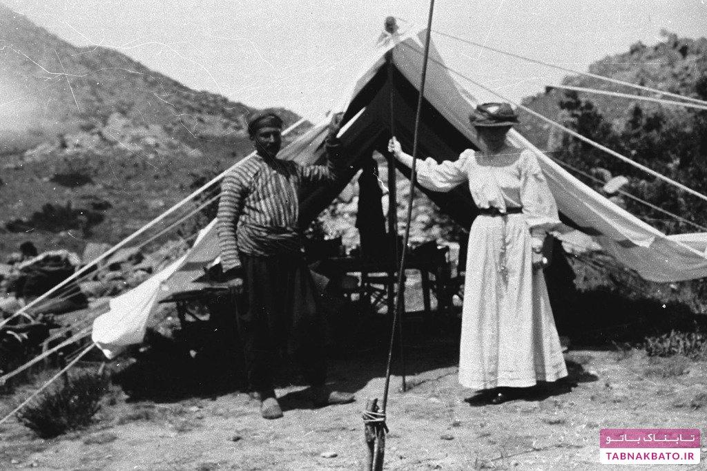 مضرترین جاسوس زن قرن نوزدهم برای خاورمیانه