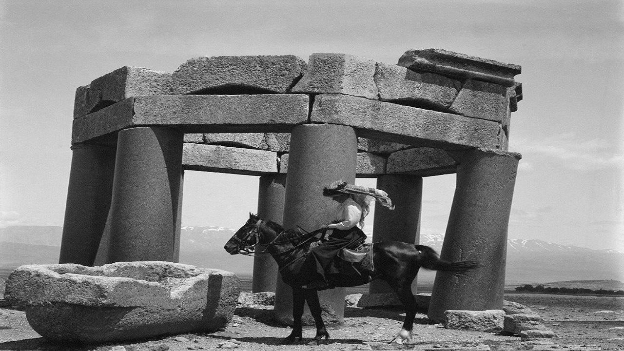 خطرناک ترین جاسوس زن قرن نوزدهم در خاورمیانه + تصاویر