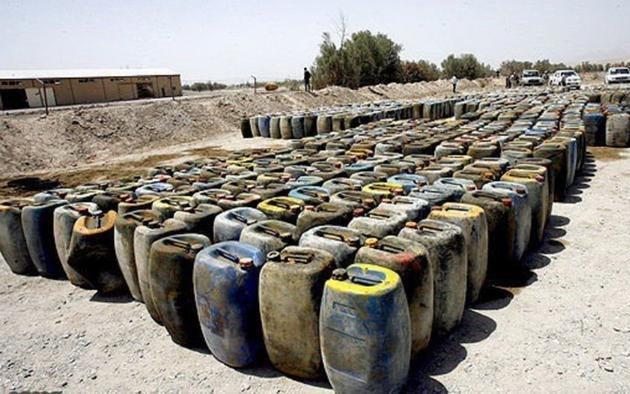 درآمدهای میلیونی در جیب سلاطین قاچاق سوخت/ سودای پول درآوردن در قبال زنده زنده در آتش سوختن